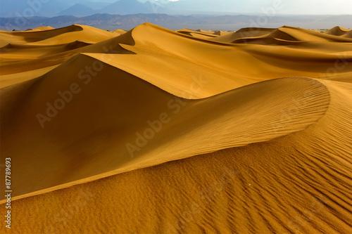 Valokuva Sand dunes in Death Valley