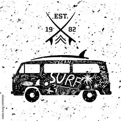 Surfing Design #87849295