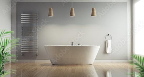 Photo Vasca da bagno lusso