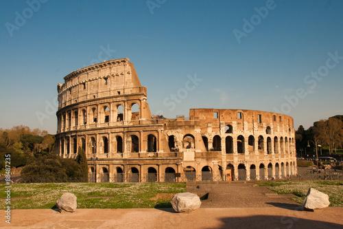 Ruines of Colloseum Fototapete