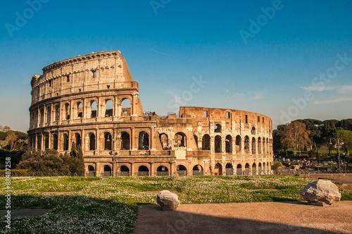 Foto Ruines of Colloseum