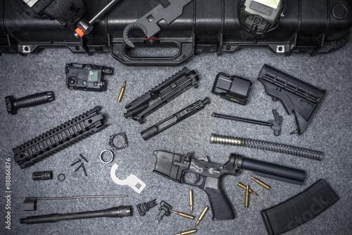 ar15 assult rifle part