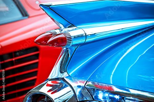 Fototapeta US-Car Cadillac Eldorado Biarritz Heckflosse