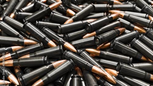 Fotografia Black ammo