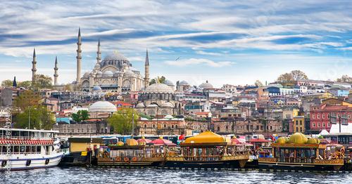 Valokuva Istanbul the capital of Turkey, eastern tourist city.