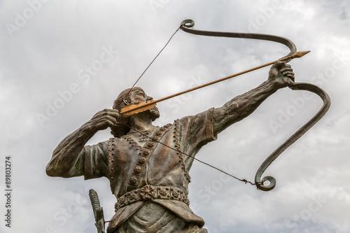 Tableau sur Toile Aresh the Archer