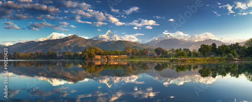 Photo Incredible Himalayas