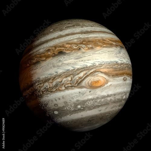 Obraz na plátně Jupiter