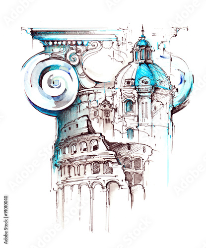 ancient landmarks