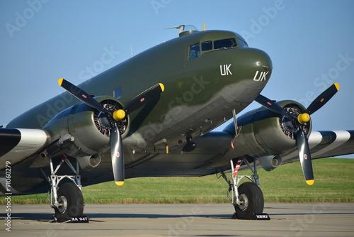 фотография BBMF Douglas Dakota DC3, U