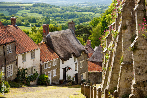 Gold Hill Shaftesbury Dorset