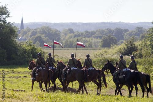Fotografiet ułani polscy