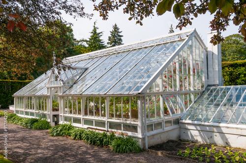 Valokuva Victorian glasshouse