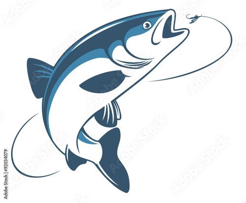 Photo fish chub