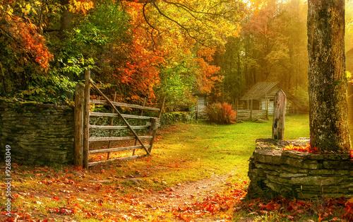 Photo Autumn on the Farm