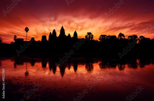 Photo Angkor Wat Temple, Cambodia