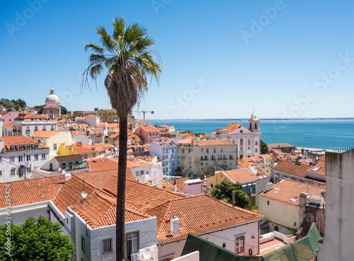 Photo Ocean view of Lisabon