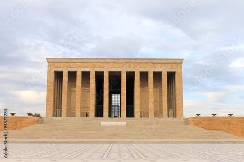 Valokuvatapetti Anitkabir mausoleum of Ataturk, Ankara, Turkey