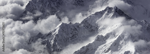 Leinwand Poster Himalayas