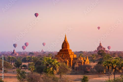 Fotografía Bagan, Myanmar