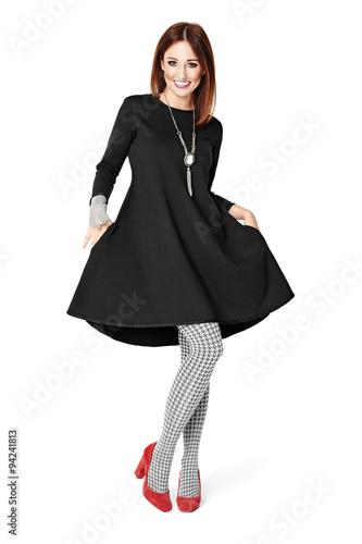 Fotografia She Looks Fantastic In This Dress