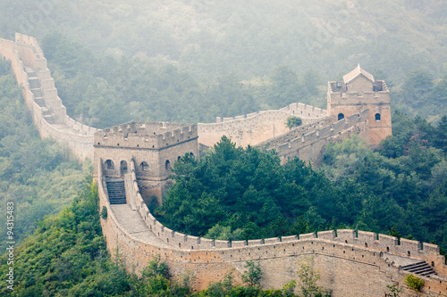 The Great Wall of China Fototapet