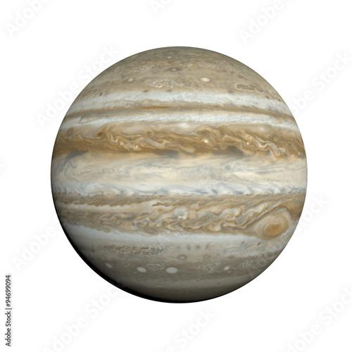 Fotografie, Obraz Planet Jupiter