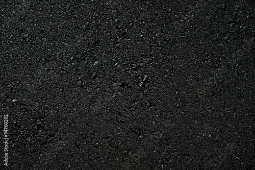 Foto new paved road surface asphalt background