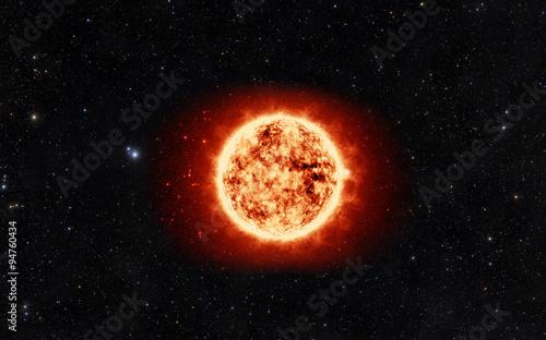 Realistic Sun #94760434