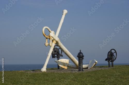 Obraz na plátne The Anchor