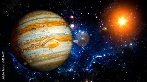 Fotografie, Obraz Jupiter