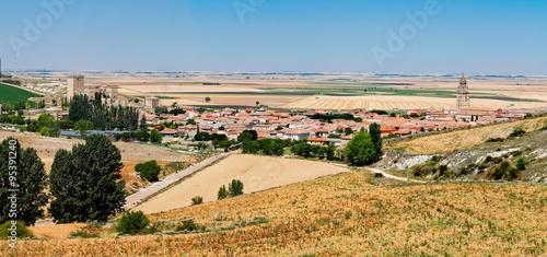 Ampudia, Palencia province, Castile and Leon, Spain