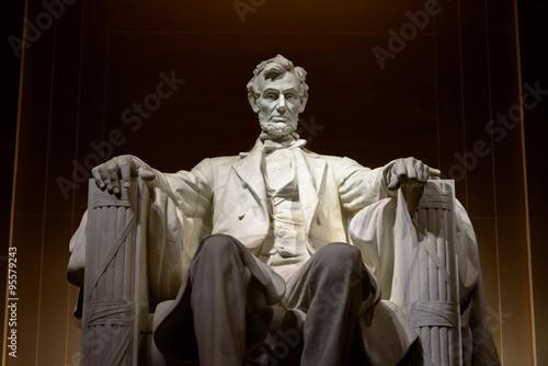 Canvas Print Lincoln