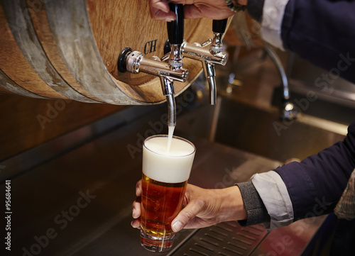 樽ビール Fototapete