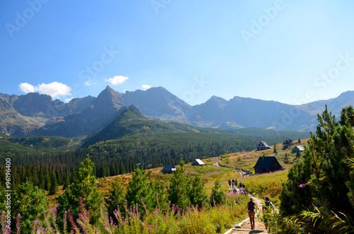 Tourism in the Tatra Mountains