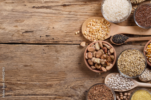 Fotografia Cereal grains