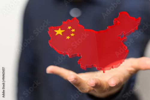 china Fototapeta