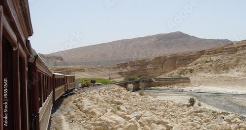 Fotografia tunezyjski orient express