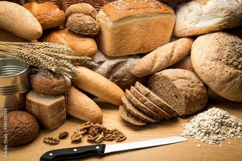 Bread. #96558004