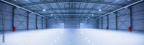Obraz na płótnie Big modern storehouse