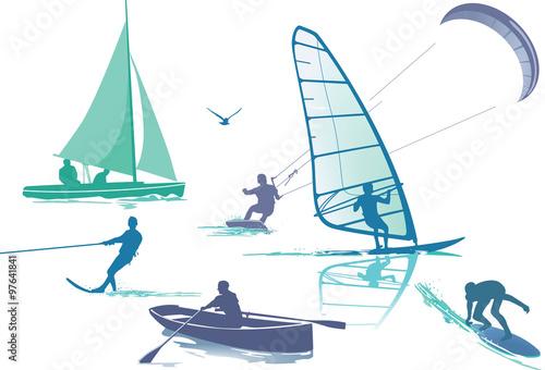 Wassersport set #97641841
