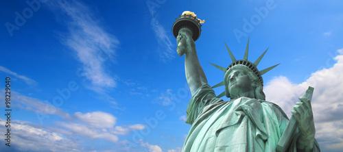 Photo Statue de la liberté / Statue of liberty