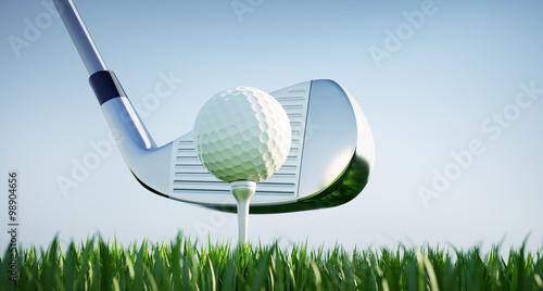 Fotografija Motiv Golfclub