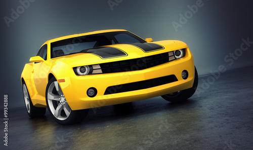 Fotografia Sports car