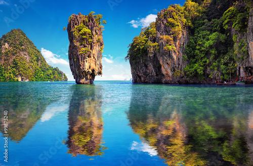 Carta da parati Beautiful nature of Thailand