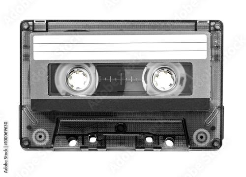 Audio cassette tape Fototapet