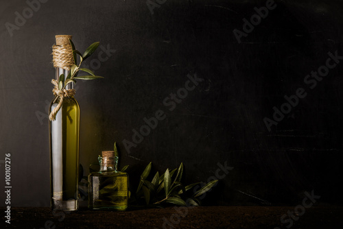 Stampa su Tela Extra virgin olive oil