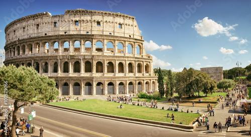Fényképezés Colosseum, Coliseum, Rome