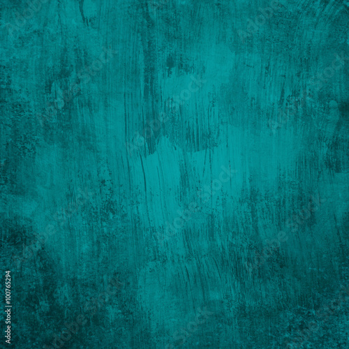 Naklejka premium Teksturowane zielone tło