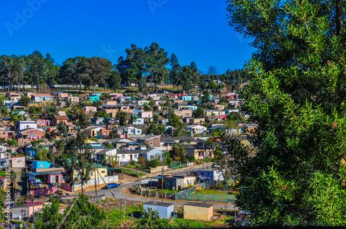 Valokuva Township in George; Südafrika
